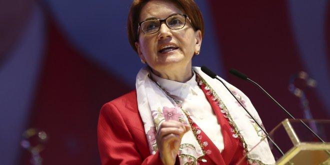 Akşener'den Millet İttifakı'na çağrı