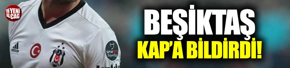 Beşiktaş Tosic'i KAP'a bildirdi
