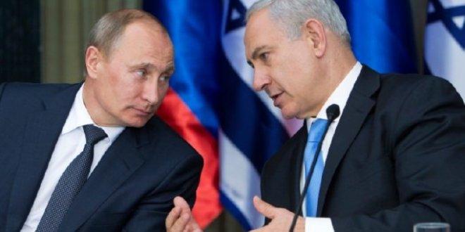 İsrail ve Rusya'dan Suriye anlaşması