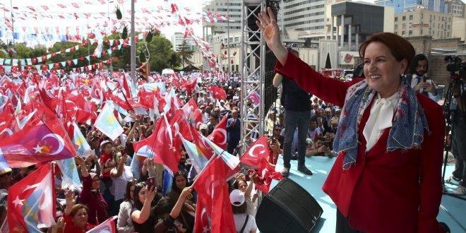 Meral Akşener: Bugün de biz 'dur yolcu' diyeceğiz!