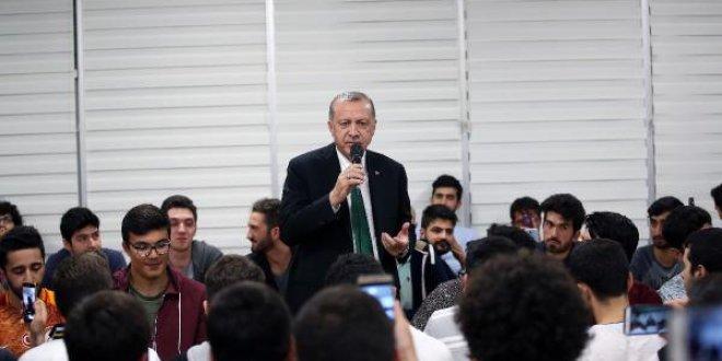 """Erdoğan, """"Yerli ve milli otomobilimizi yaptık, yapacağız"""""""