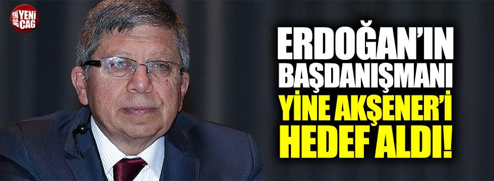 Erdoğan'ın Başdanışmanı yine Meral Akşener'i hedef aldı!
