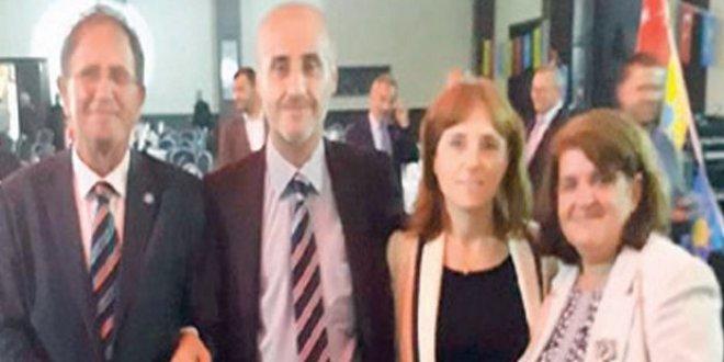 Türkiye'de bir ilk! Karı koca birinci ve ikinci sıra adayı