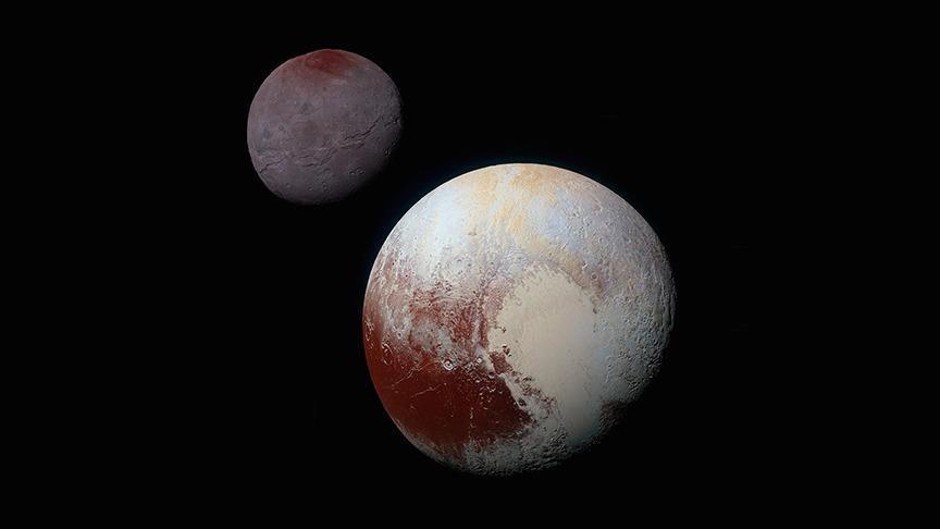 'Cüce gezegen'in yüzeyinde yeni keşif