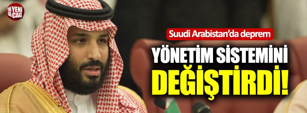 Suudi Arabistan'da deprem
