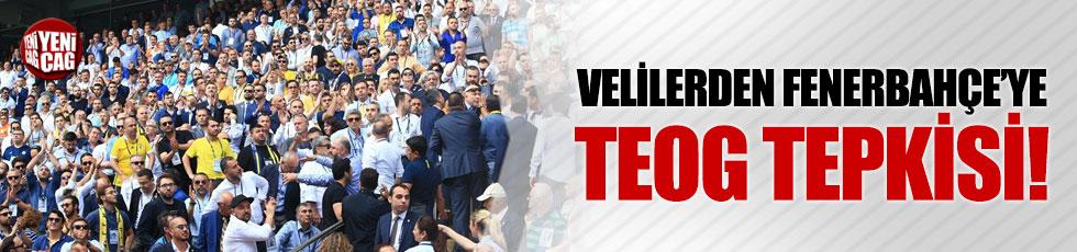 Velilerden Fenerbahçe'yeTEOG tepkisi