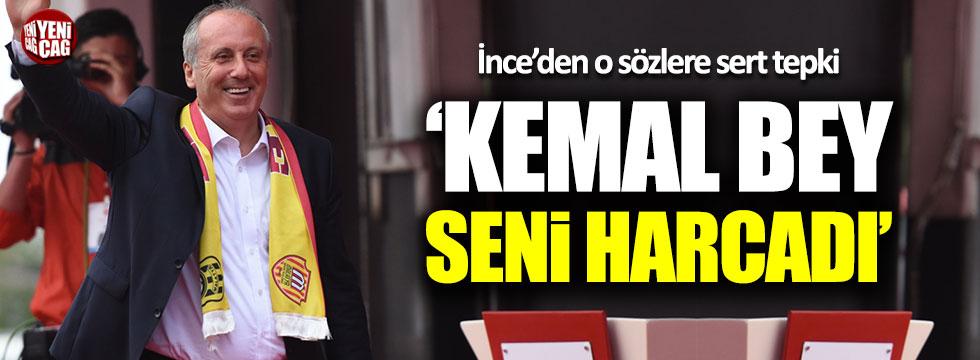 İnce'den Erdoğan'a tepki