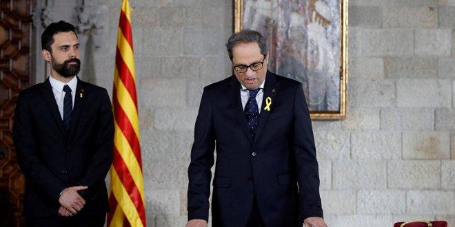 Katalonya'da özerk yönetim geri döndü
