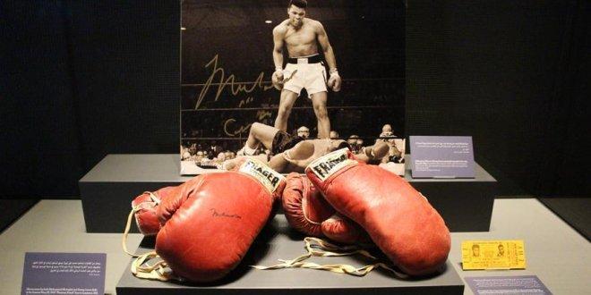 Muhammed Ali ölümünün 2. yıl dönümünde anılıyor