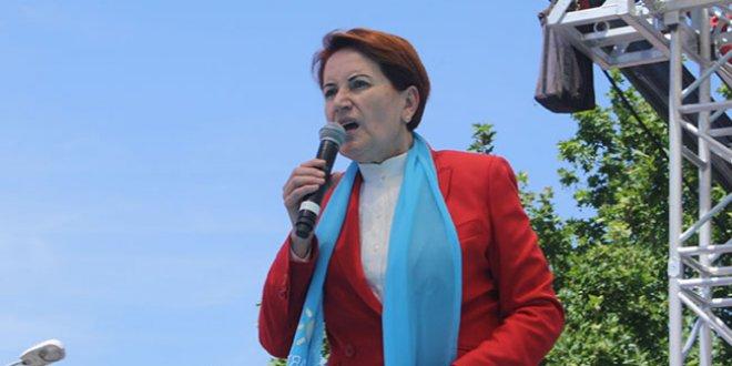 Akşener, Kırıkkale ve Çankırı'da