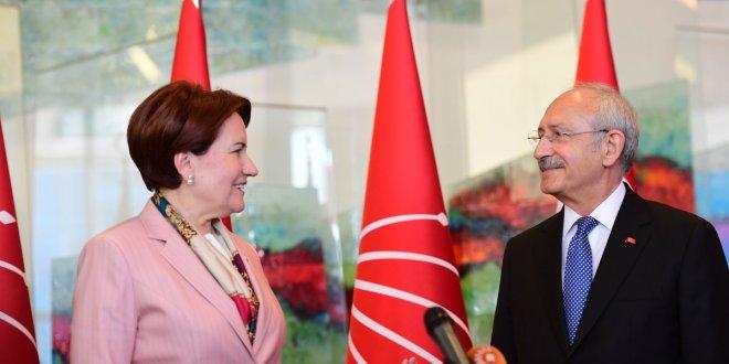 Akşener, Kılıçdaroğlu görüşmesi sona erdi