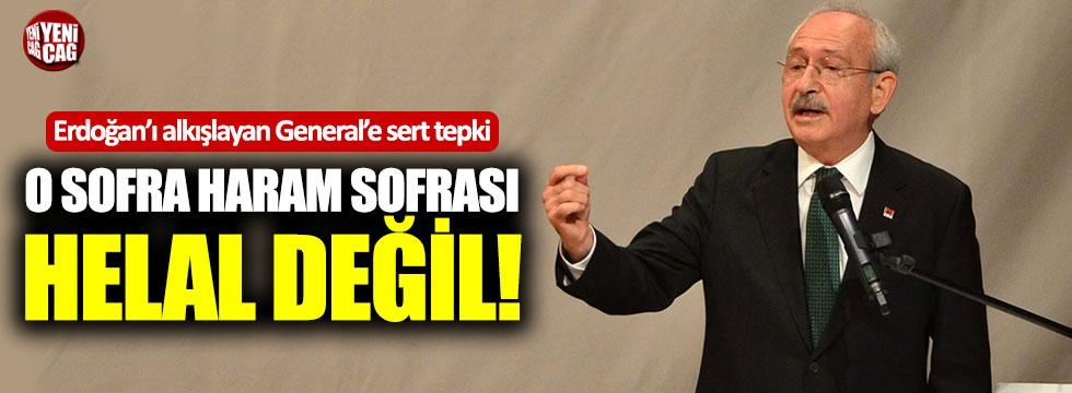 """Kılıçdaroğlu: """"O sofra haram sofrası helal değil"""""""
