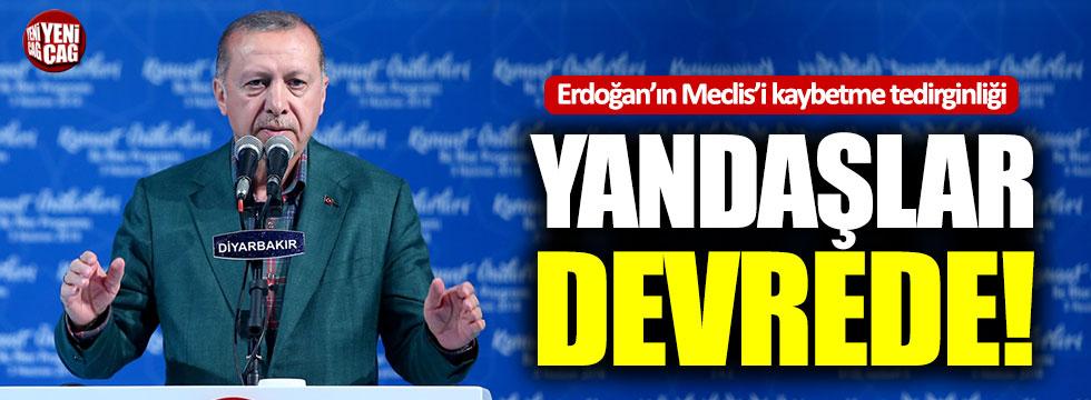 Erdoğan'ın Meclis'i kaybetme tedirginliği