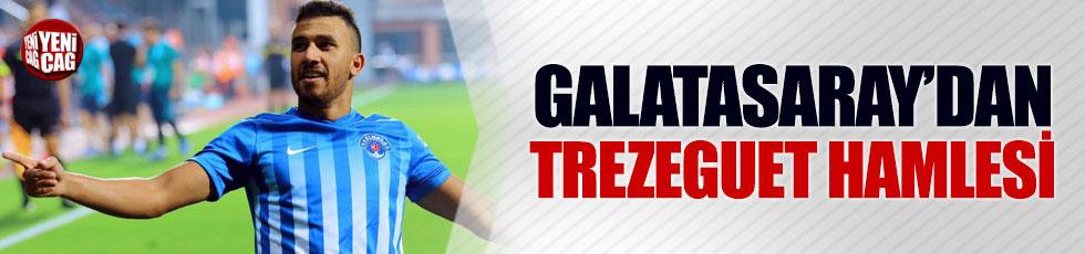 Galatasaray'dan Trezeguet hamlesi