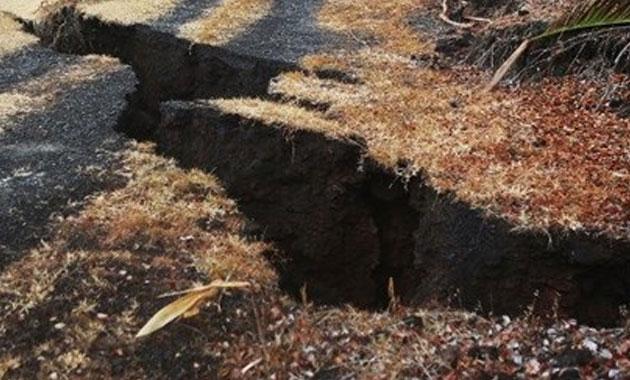 Hawaii'de 24 saatte 500 deprem