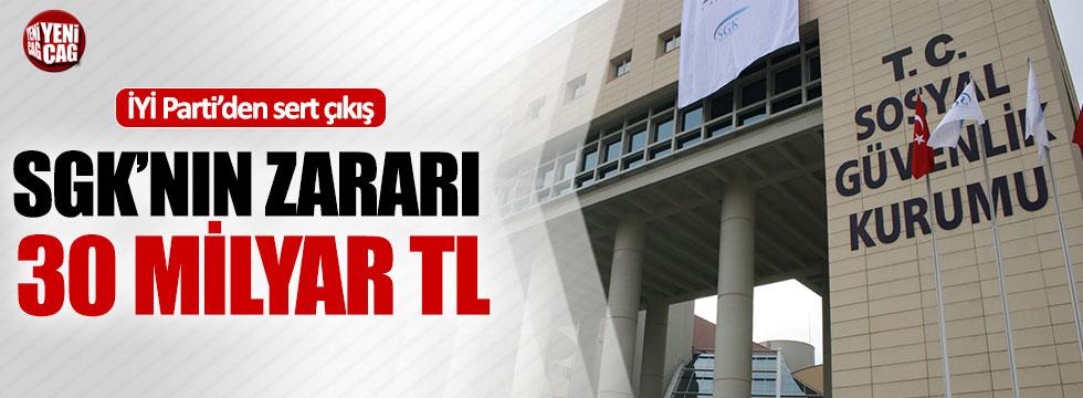 İYİ Parti'den sağlık sistemine sert eleştiri