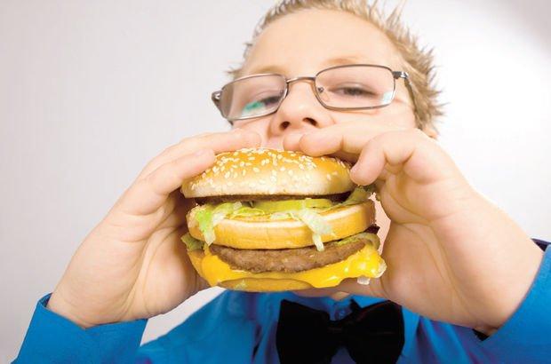 Obez öğrencilerin oranı yüzde 31.2'ye yükseldi