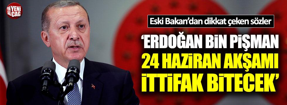 """Yaşar Okuyan: """"Erdoğan pişman! 24 Haziran'da ittifak bitecek"""""""