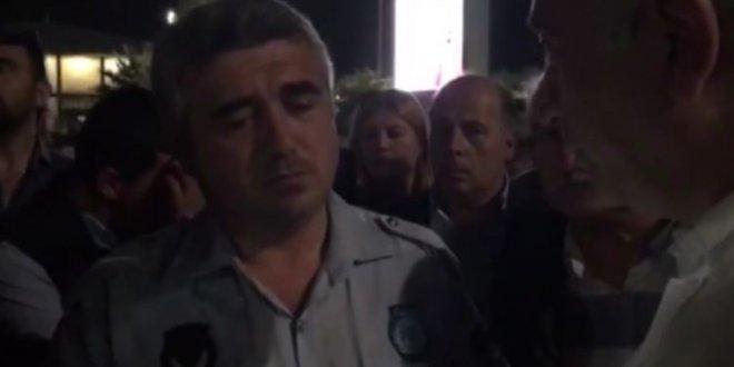 CHP standına saldırı