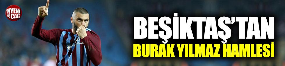 Beşiktaş'tan Burak Yılmaz hamlesi
