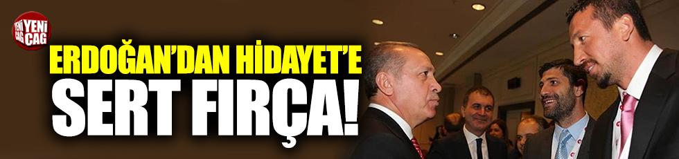 Hidayet Türkoğlu'na dolar fırçası
