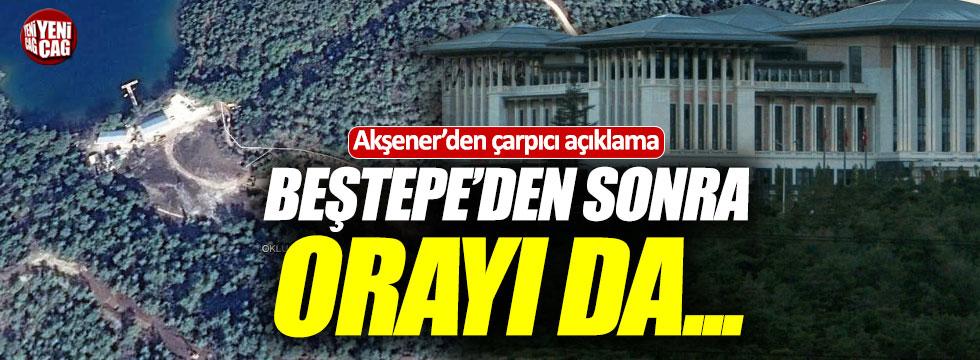 Akşener Beştepe'den sonra orayı da üniversite yapma sözü verdi