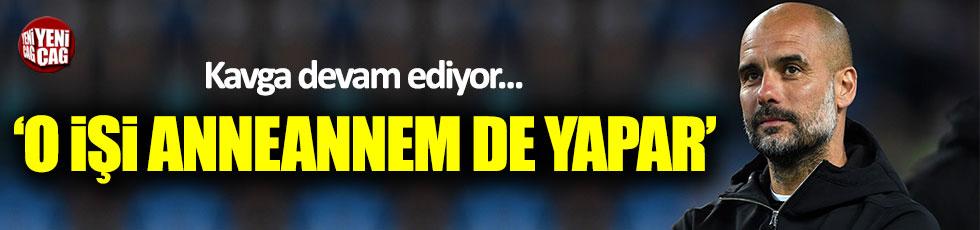 Yaya Toure ile Guardiola arasındaki kavga büyüyor
