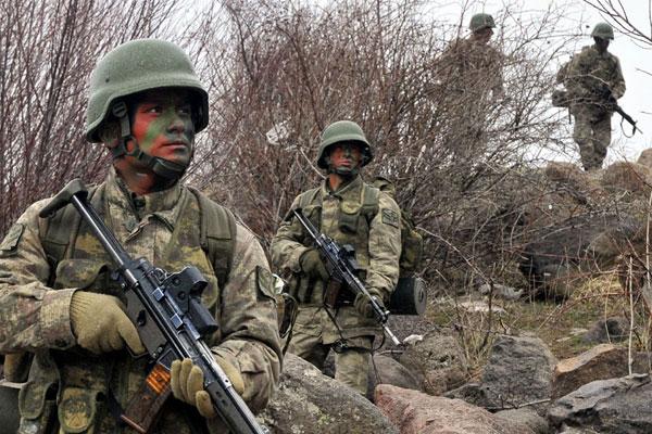 PKK'nın geçiş yolları tutuldu!