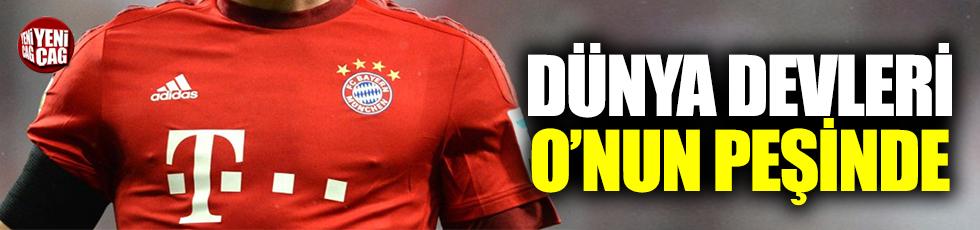 Lewandowski transfer için gün sayıyor