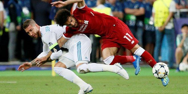 Ramos'tan Salah açıklaması