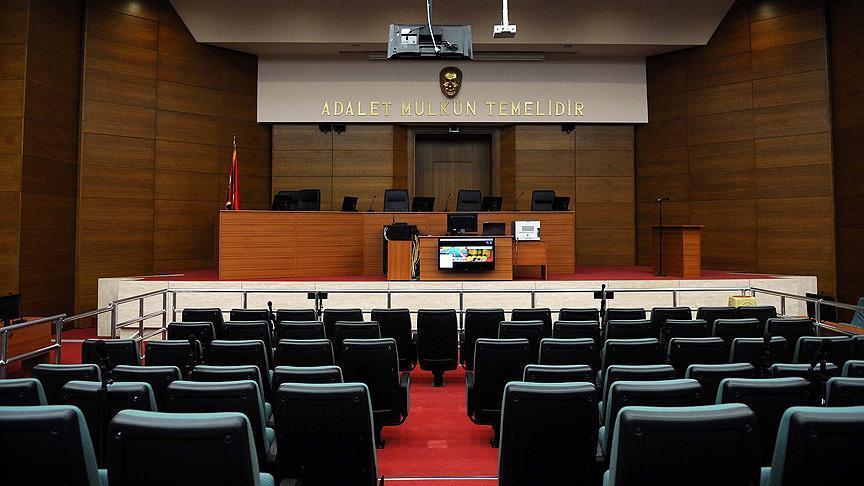Malatya'da 7 FETÖ sanığına hapis cezası
