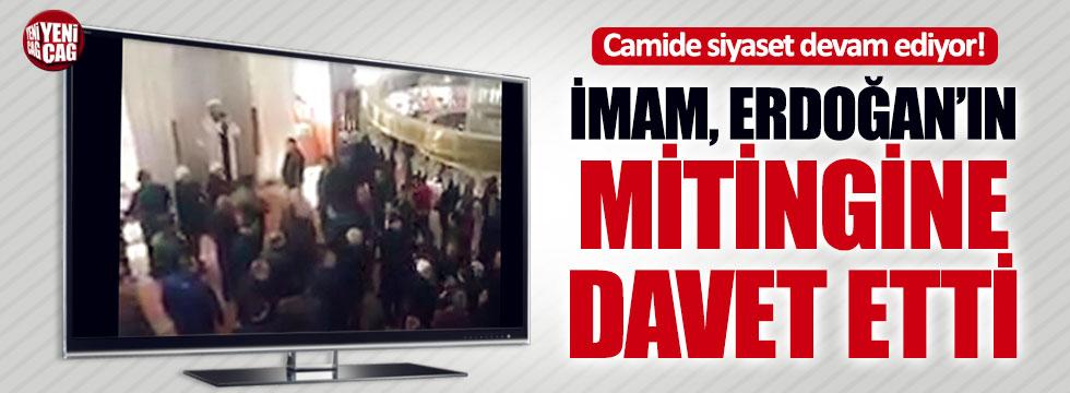 Camide siyaset devam ediyor!