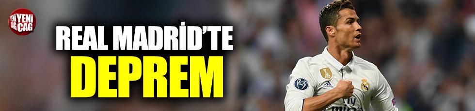Ronaldo kesin olarak ayrılmak istiyor