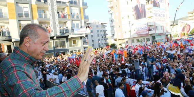 """Erdoğan """"Millet Kıraathaneleri açacağız"""""""