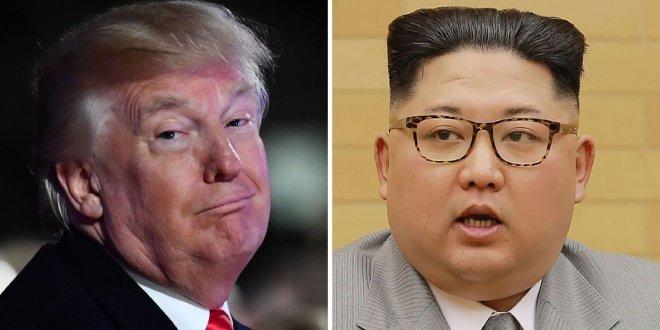 Trump'tan Kim Jong Un'a bir adım daha