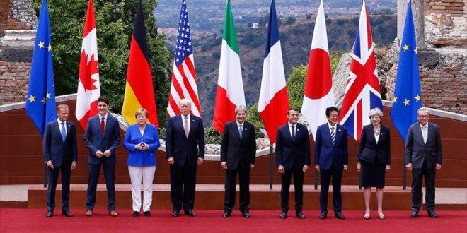 G7 Zirvesi başlıyor