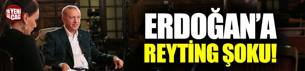 Erdoğan'a reyting şoku
