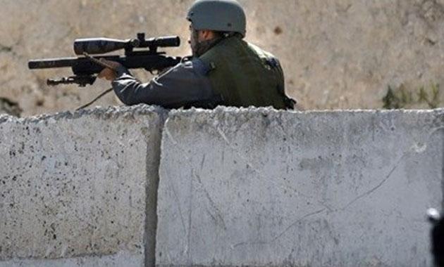 İsrail sınıra keskin nişancı yerleştirdi