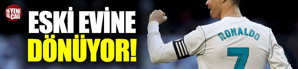 Ronaldo İngiltere'ye geri dönüyor