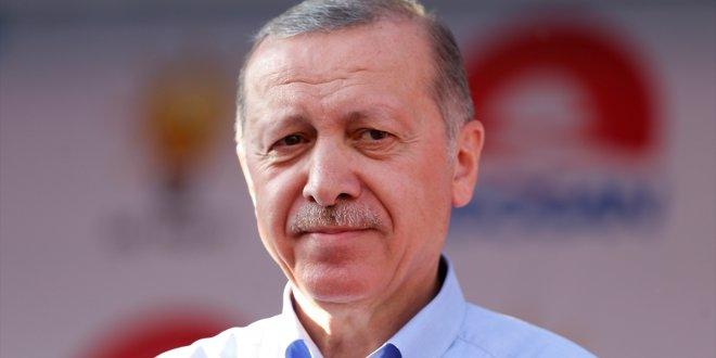 Erdoğan'dan muhalefete ağır sözler