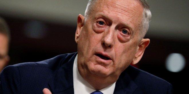 """Mattis: """"IŞİD gitti diye Suriye'den çekilmeyiz"""""""