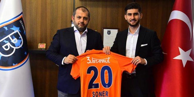 Başakşehir ilk transferini gerçekleştirdi