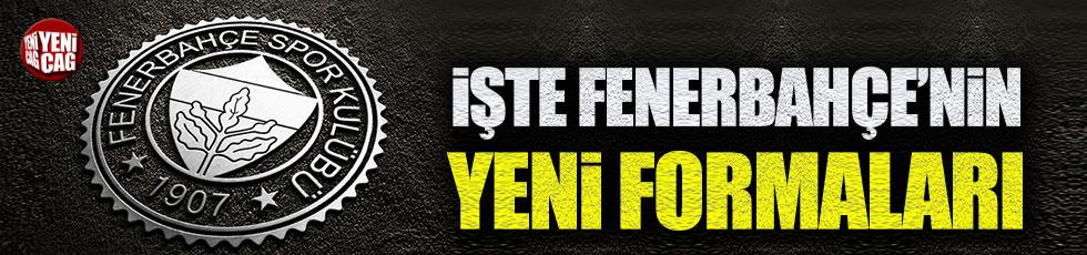 Fenerbahçe'nin 2019 forması sızdı