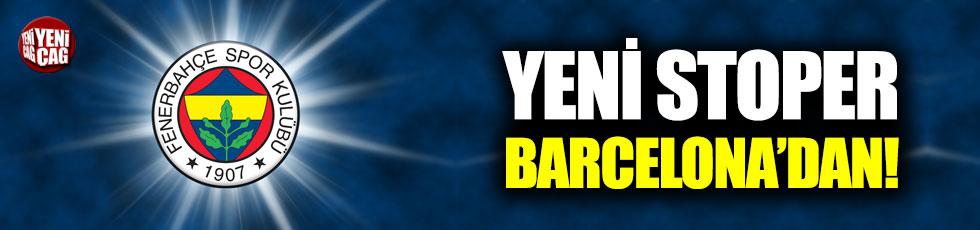 Fenerbahçe'ye Barcelona'dan yeni stoper!