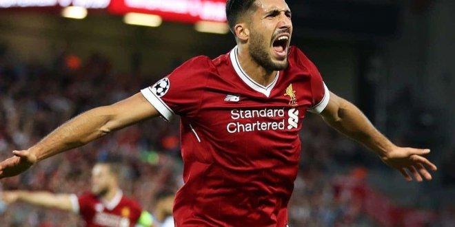 Emre Can Liverpool'dan ayrıldı