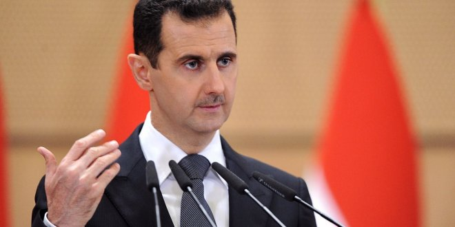 Almanya'da Esad'ın sağ koluna yakalama kararı