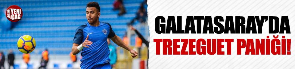 Galatasaray'da Trezeguet paniği