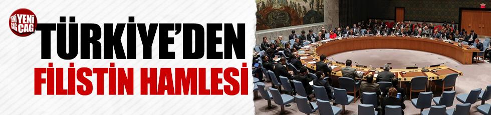 Türkiye ve Cezayir'den Filistin için özel oturum talebi