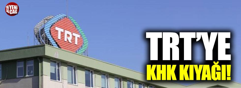 TRT'ye KHK kıyağı!