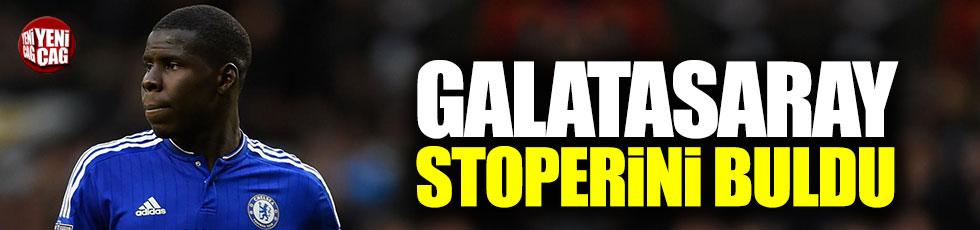 Galatasaray'da rota Kurt Zouma
